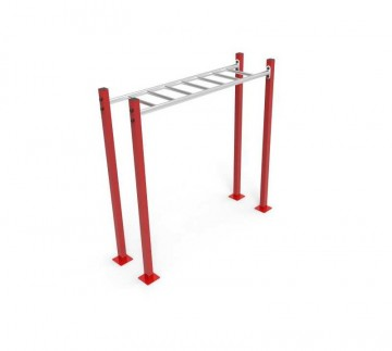 JCIR28H – Horizontal gym ladder